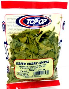 Curry Leaves [Dried] | Buy Online from The Asian Cookshop
